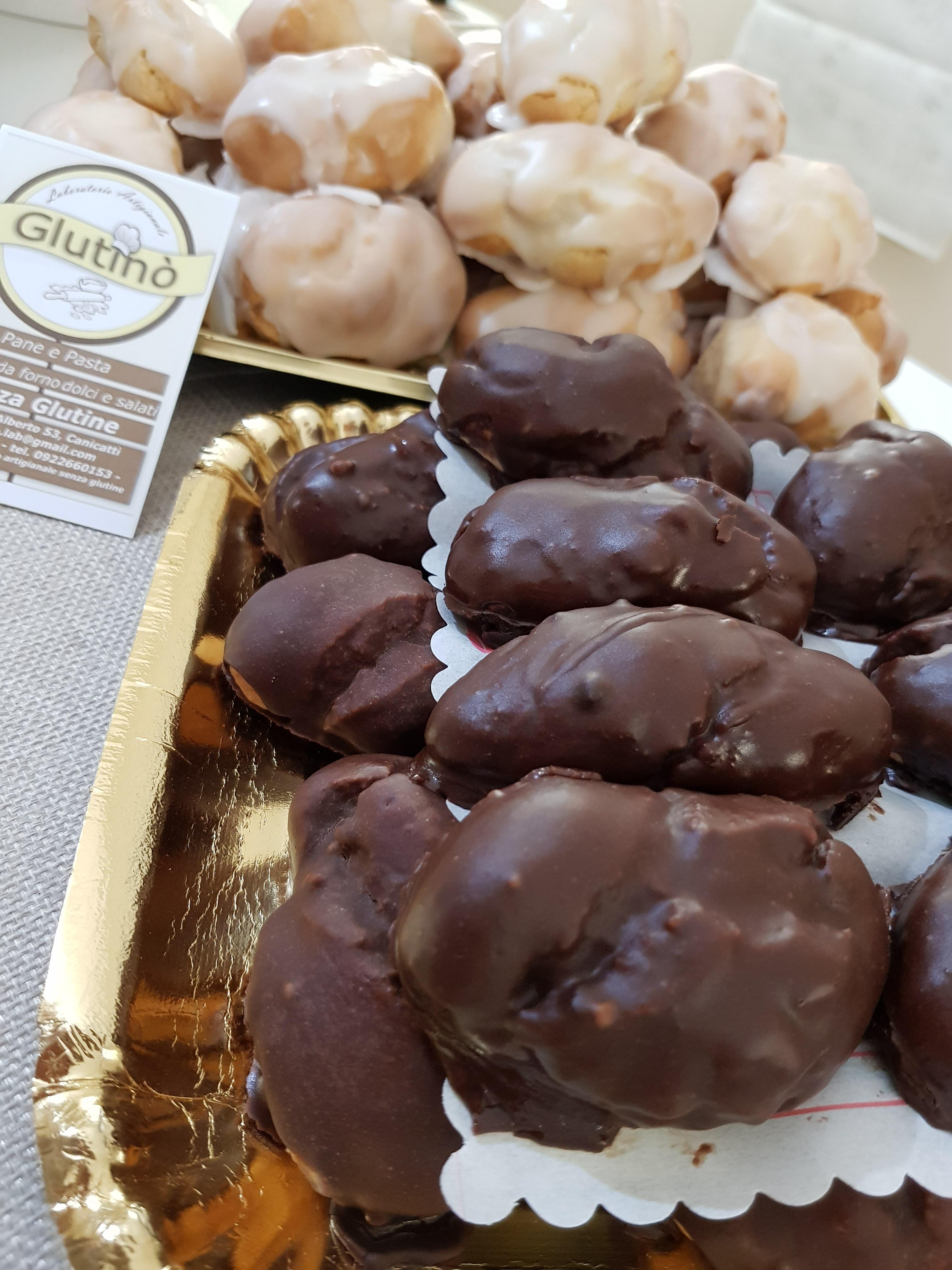 Ricetta Taralli Siciliani.Taralli Siciliani Al Cacao Senza Lattosio Glutino